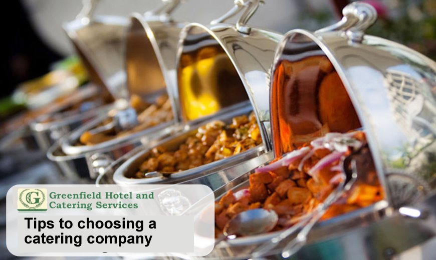Catering Service company in Nigeria