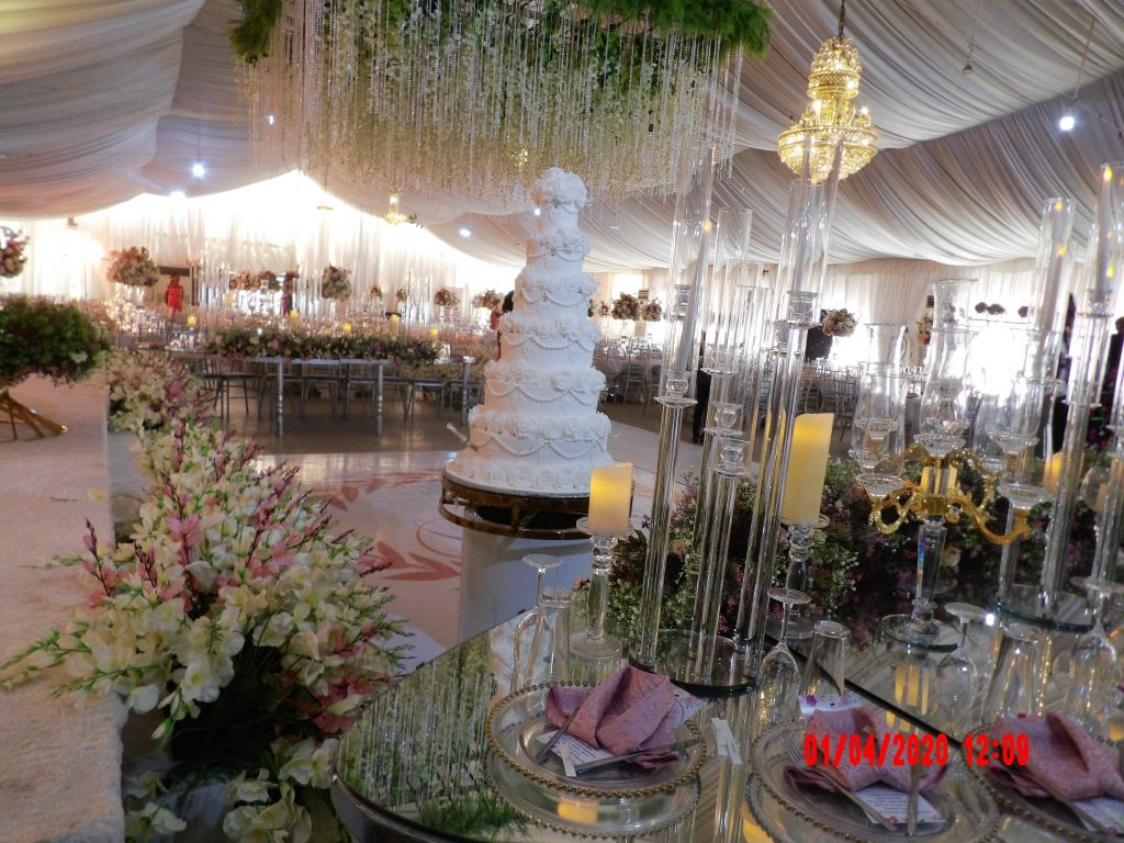 Wedding catering services in Nigeria