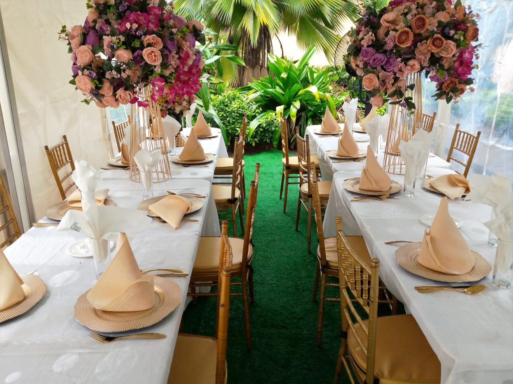 private party organisers in Nigeria